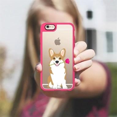 Corgi Phone Case   Vanillapup