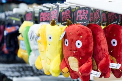 Howlistic Life Zee Dog Alienflex Toys