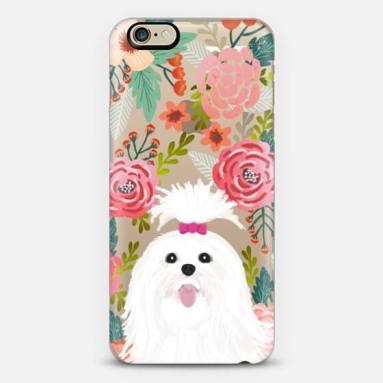 Shih Tzu Phone Case   Vanillapup
