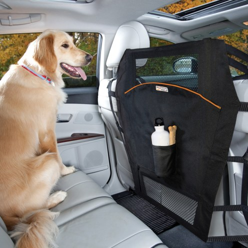 Kurgo Backseat Barrier | Vanillapup