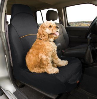 Kurgo CoPilot Bucket Seat Cover | Vanillapup