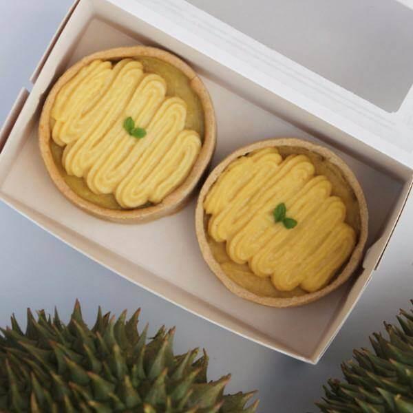 Barking Good Durian Tarts | Vanillapup