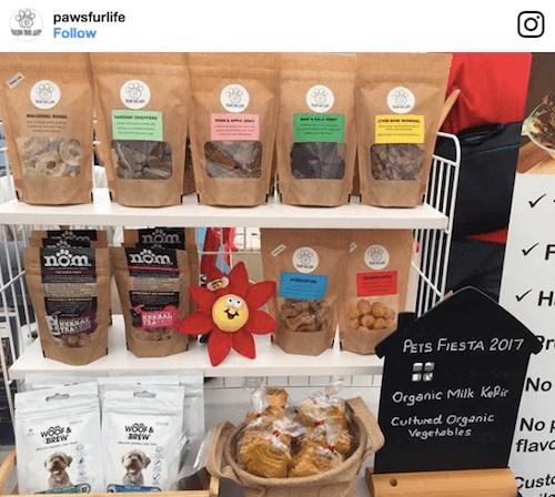 Paws Fur Life Treats   Vanillapup