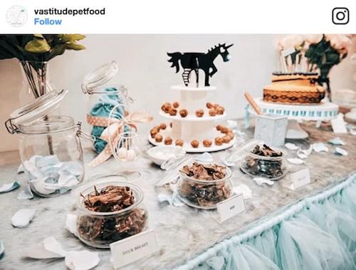 Vastitude Pet Food   Vanillapup
