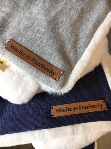 Woofer&Purrlensky Blankets | Vanillapup