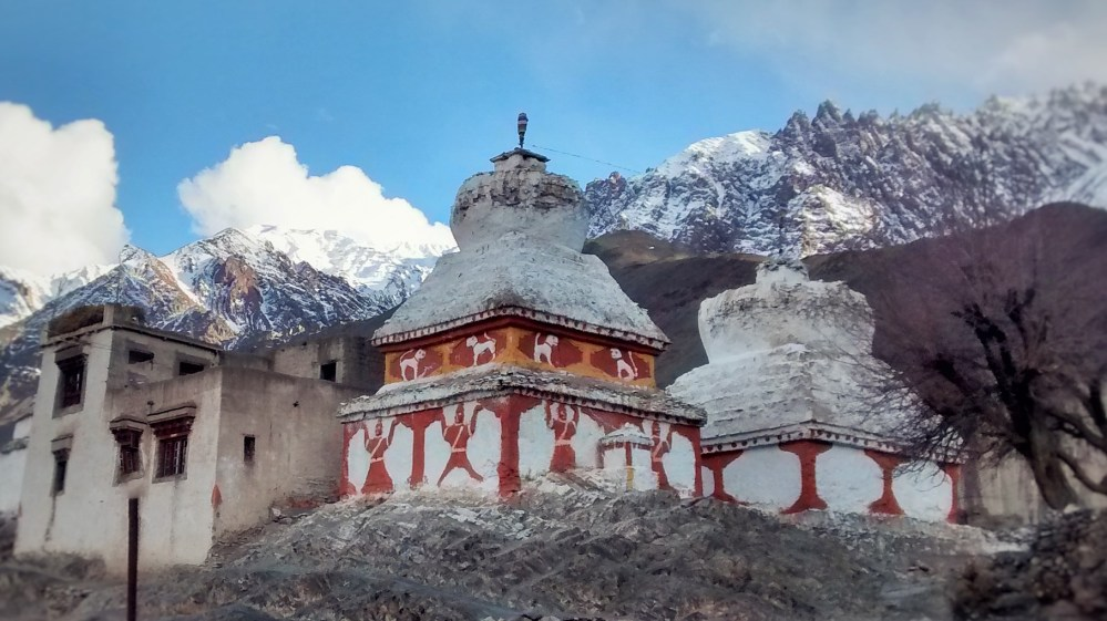 A Piece of Lost Time: The Shangrong Monastery of Ladakh