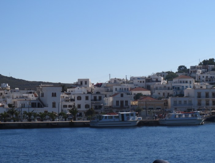 Patmos in greece