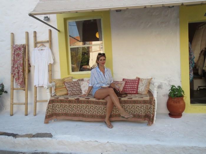 Patmos island Greece hofit kim cohen