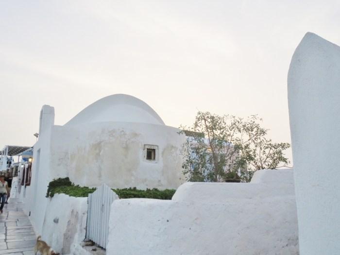 greece in white