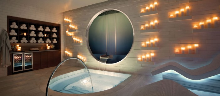 Vdara spa - best of las vegas