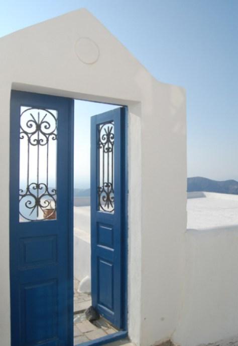 santorini-blue-door