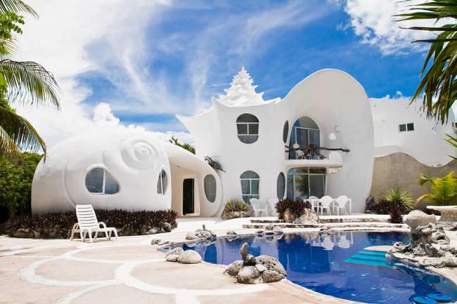 Casa Caracol (Isla Mujeres, Mexico)