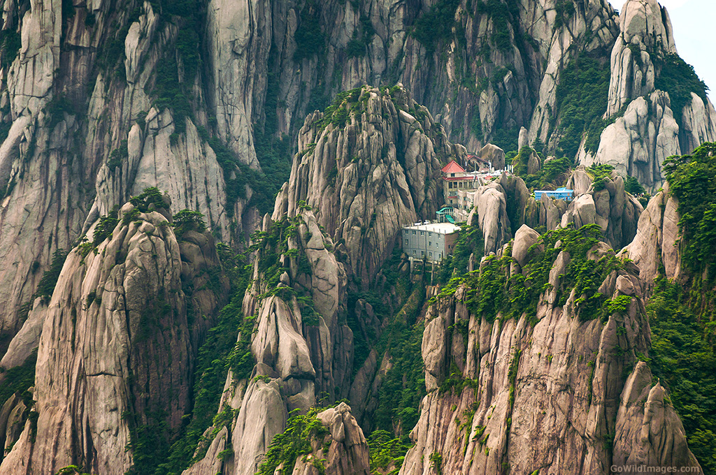 Jade Screen Hotel, China