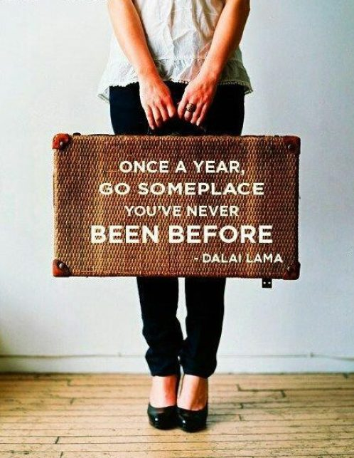 Once-a-year-go-someplace