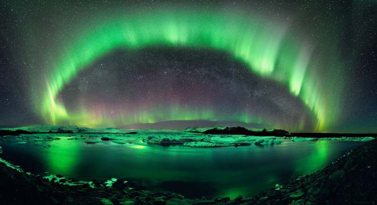 The Northern Lights - Iceland