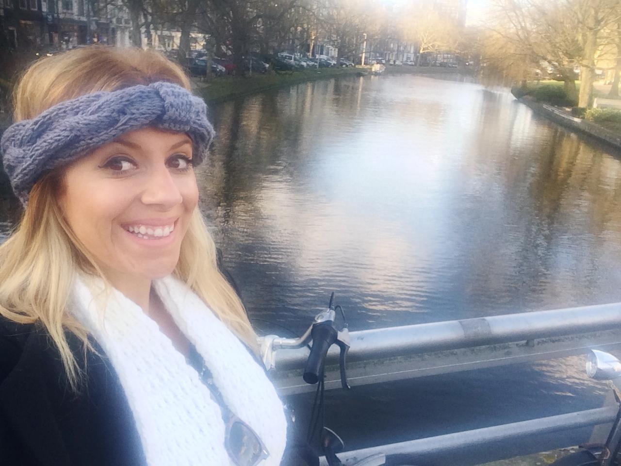 hofit kim cohen in Amsterdam