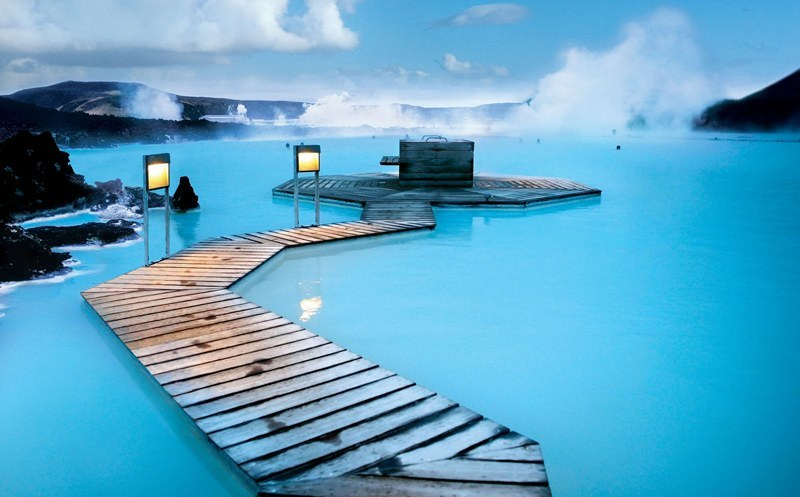 The Incredible Blue Lagoon Experience