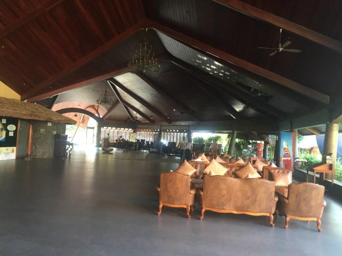 Uday Samudra Leisure Beach Hotel & Spa lobby