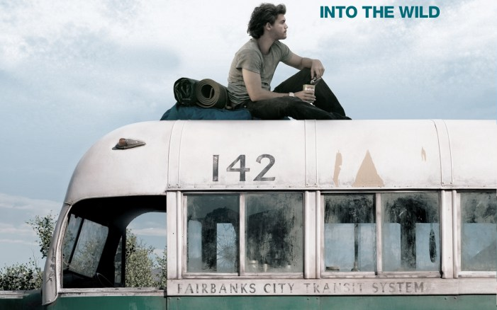 soul searching travel movies - into the wild