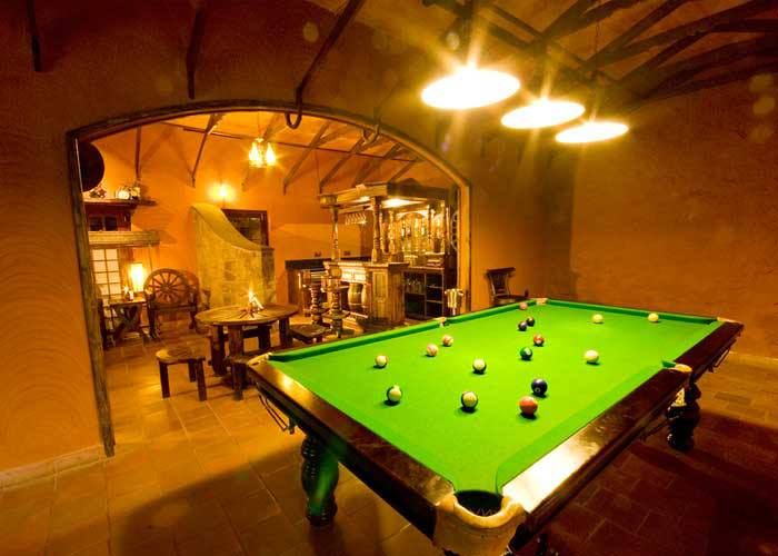 pool room - Vythiri Resort