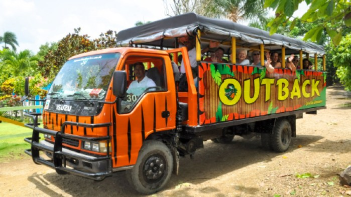 Outback Safari Adventure - things to do in punta cana