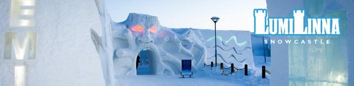 lumilinna snowcastle - kemi, finland