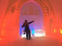 Snow Castle Hotel Tour & Ice Restaurant - Kemi Finland