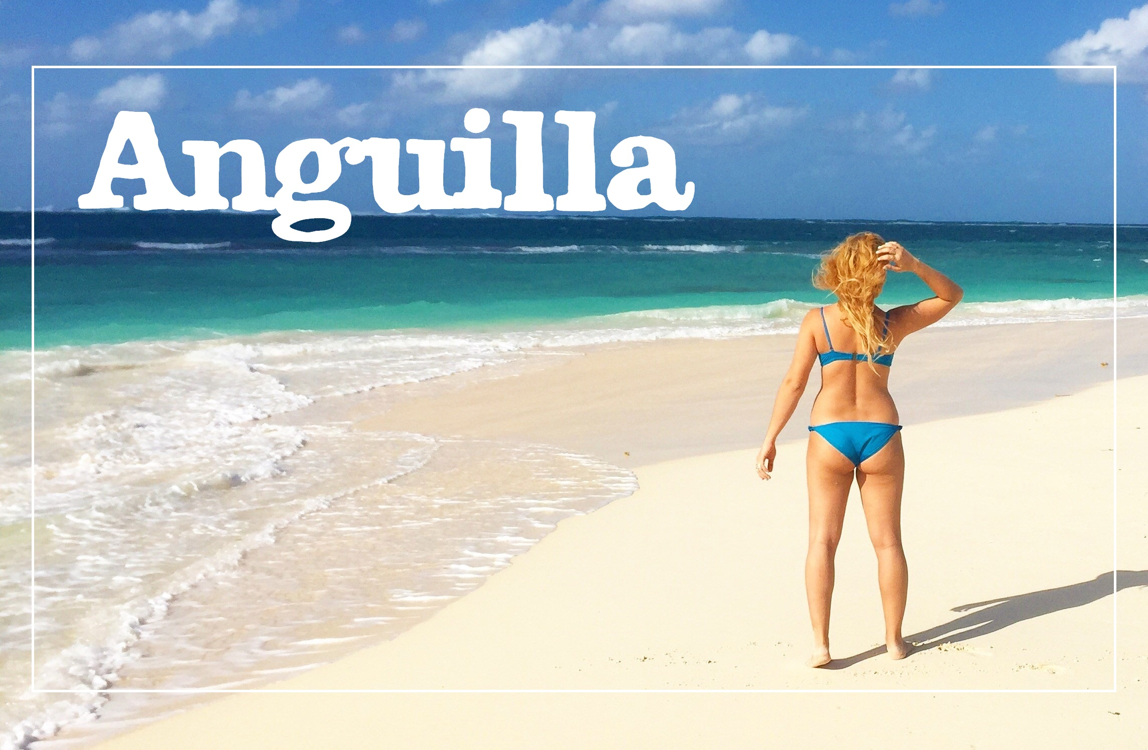 A Taste of Anguilla: Beaches & Bikinis (VIDEO)