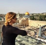 Hofit Kim Cohen - vanilla sky dreaming Israel, Jerusalem