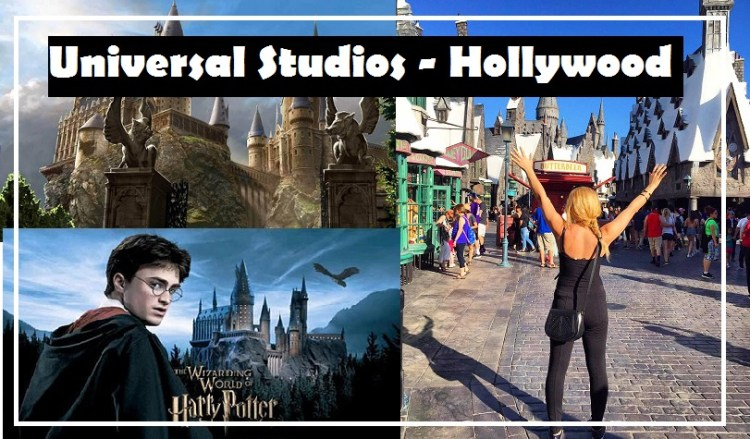 The Wizarding World of Harry Potter - Universal Studios Hollywood