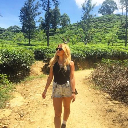 Ella, Sri Lanka - Tea Plantations - vanilla sky dreaming, hofit kim cohen