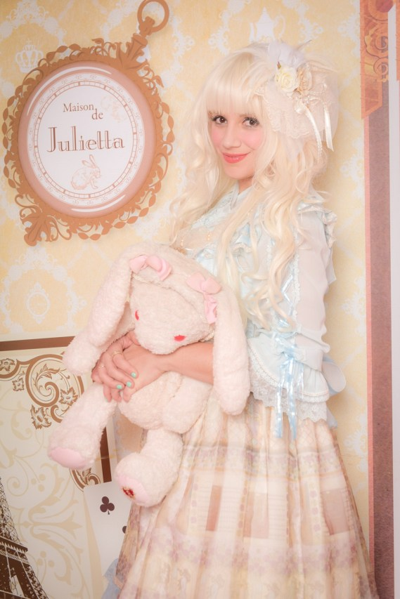 Harajuku Girl - Maison de Julietta - hofit kim cohen