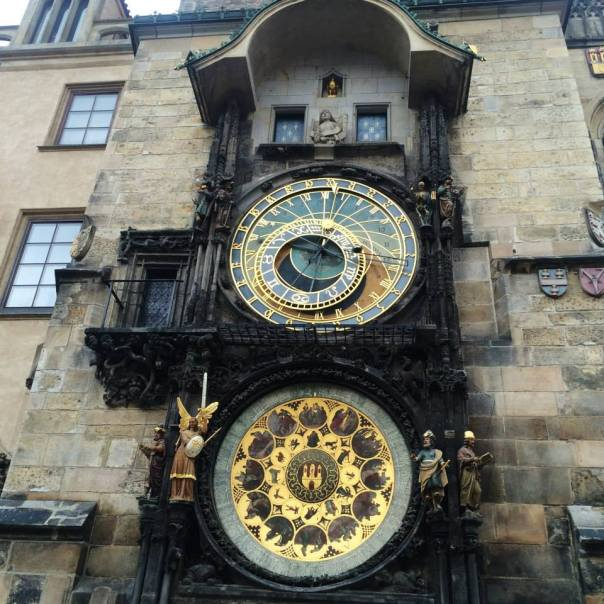 The Ultimate Guide To Prague, Czech Republic - things to do clock