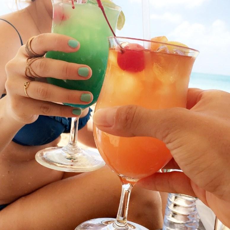 Anguilla cocktails