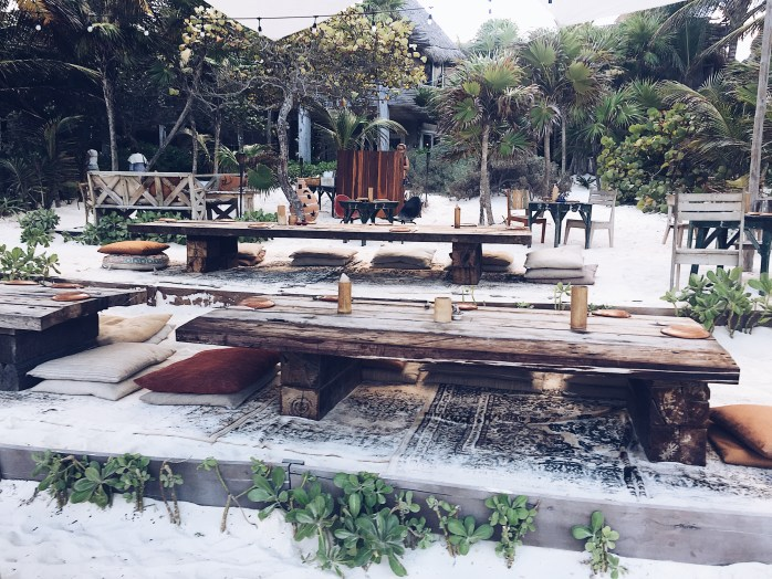 the Nomade Tulum