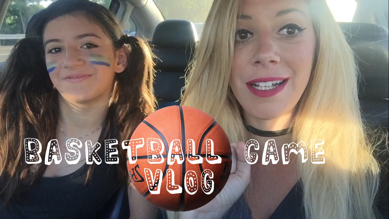 When You Go To A Basketball Game & HATE Sports – Video Blog