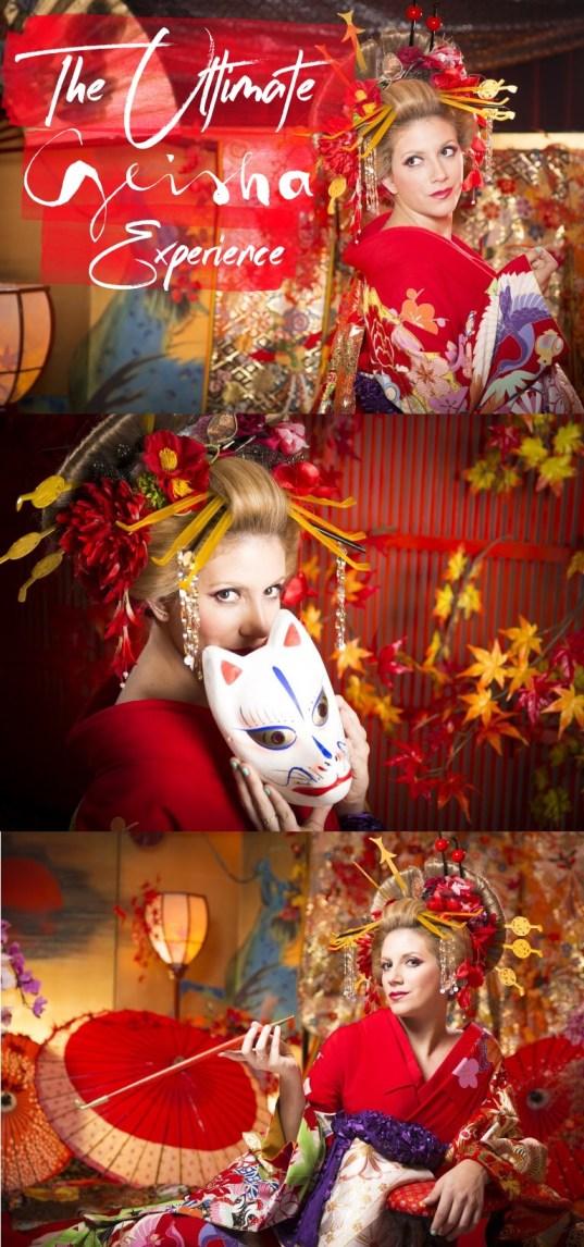 Geisha Life - The Ultimate Geisha Experience (Tokyo, Japan)