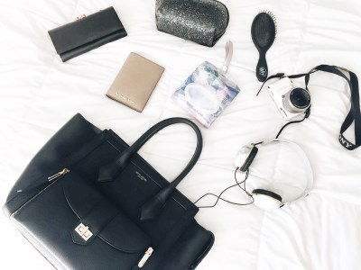 What's In My Travel Bag? – Hofit Kim Cohen (Vanilla Sky Dreaming)