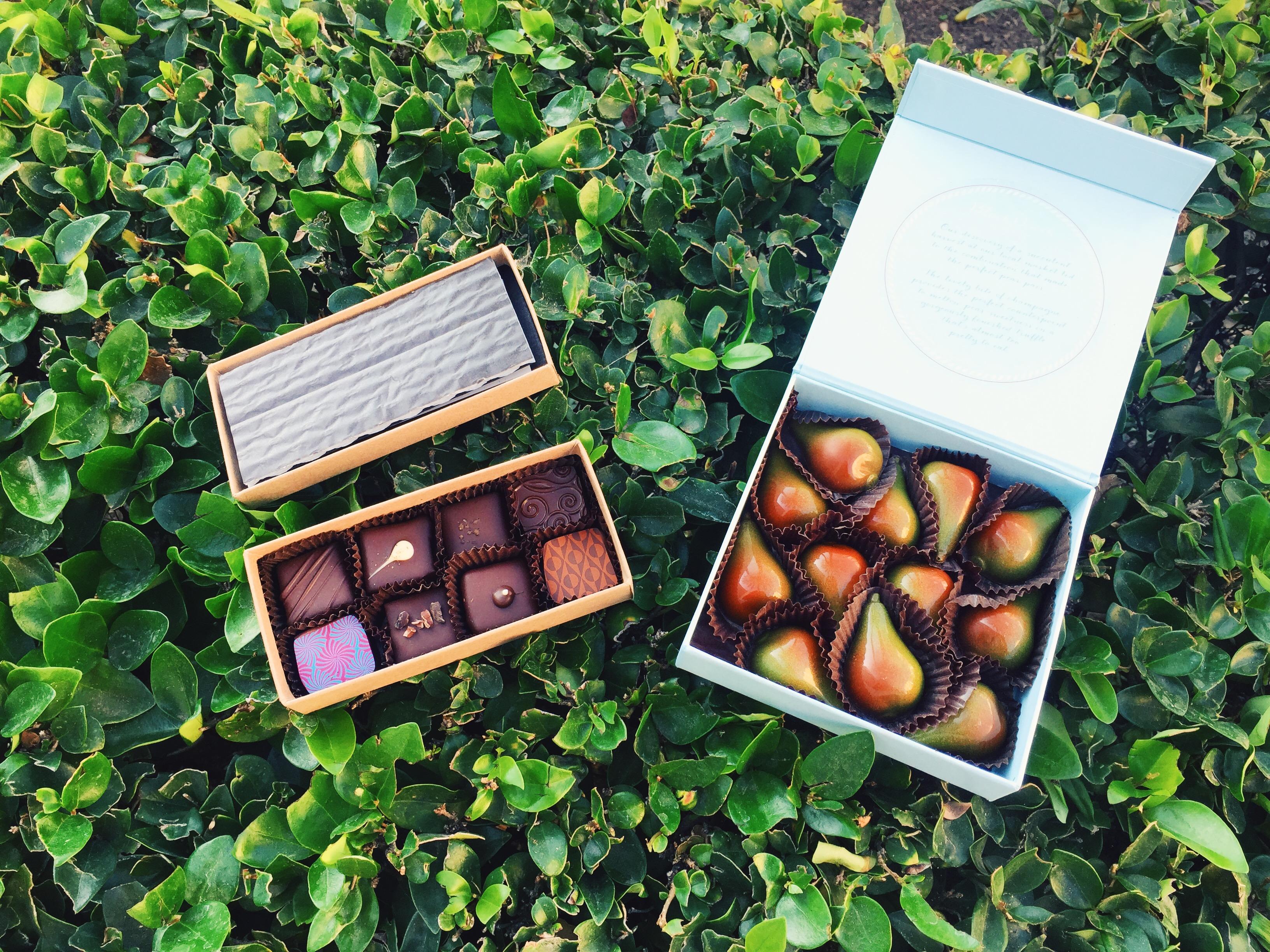 The Best Vegan Chocolates You'll Ever Try – Black Dinah Chocolatiers