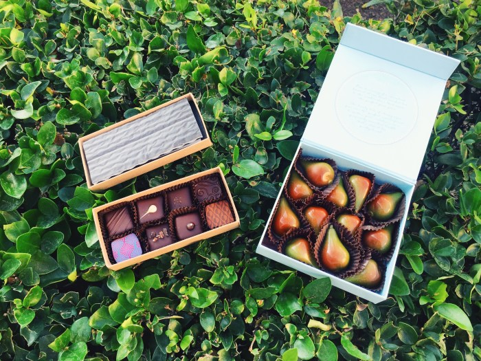 Black Dinah Chocolatiers