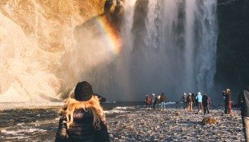 South coast of iceland waterfalls rainbows black sand beaches the south coast tour of iceland tour or diy do it yourself solutioingenieria Images
