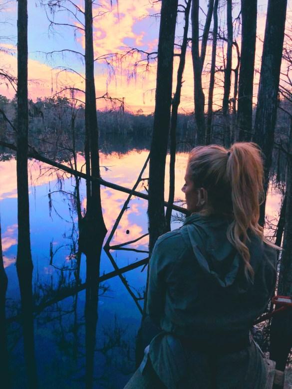Tree Adventure at Tallahassee Museum - Hofit Kim Cohen - Girlfriend Getaway Guide To North Florida - Road Trip