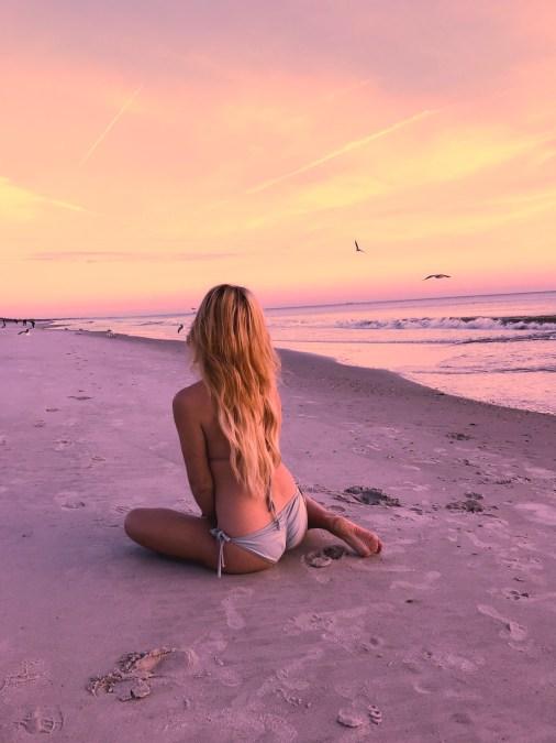 Little Mermaid Sunset Vibes - Hofit Kim Cohen (vanilla sky dreaming)