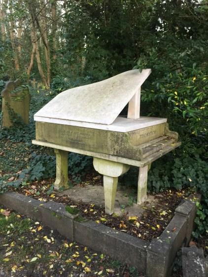 Thornton's Piano