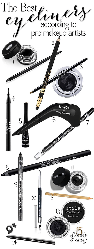 Eyeliner…which one for you?