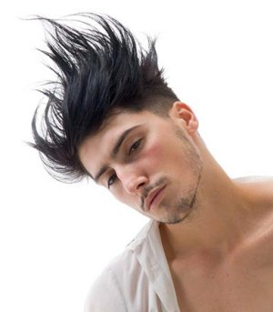 selecting and extracting hair