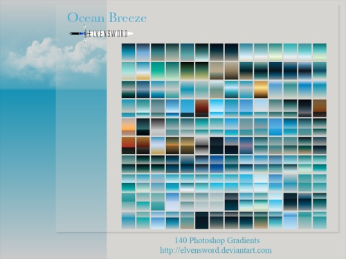 Ocean Breeze Gradients