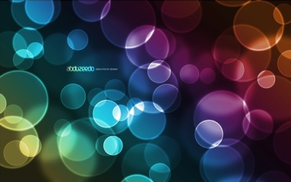 Awesome Digital Bokeh Effect in Photoshop