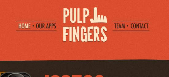 Pulp Fingers