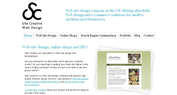 Site Creative Web Design